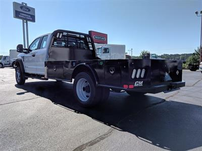 2019 F-550 Super Cab DRW 4x2, CM Truck Beds SK Model Platform Body #KEF23341 - photo 7