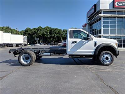 2019 F-550 Regular Cab DRW 4x2, Cab Chassis #KEF60314 - photo 5