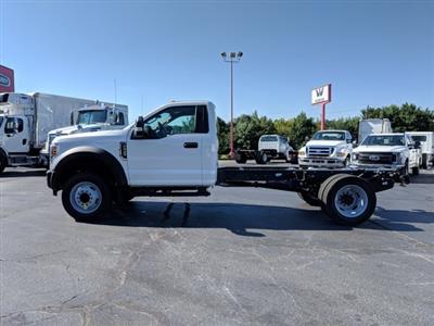 2019 F-550 Regular Cab DRW 4x2, Cab Chassis #KEF60314 - photo 8