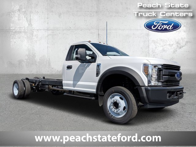 2019 F-550 Regular Cab DRW 4x2, Cab Chassis #KEF60315 - photo 1