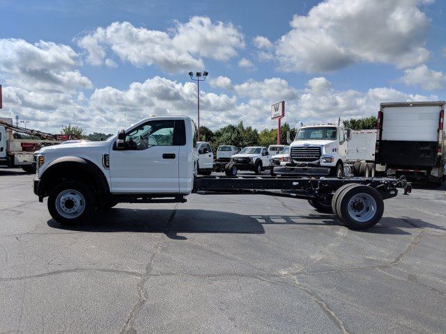 2019 F-550 Regular Cab DRW 4x2, Cab Chassis #KEF60315 - photo 7