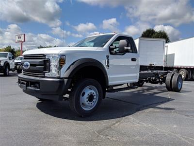 2019 F-550 Regular Cab DRW 4x2, Cab Chassis #KEF60315 - photo 8