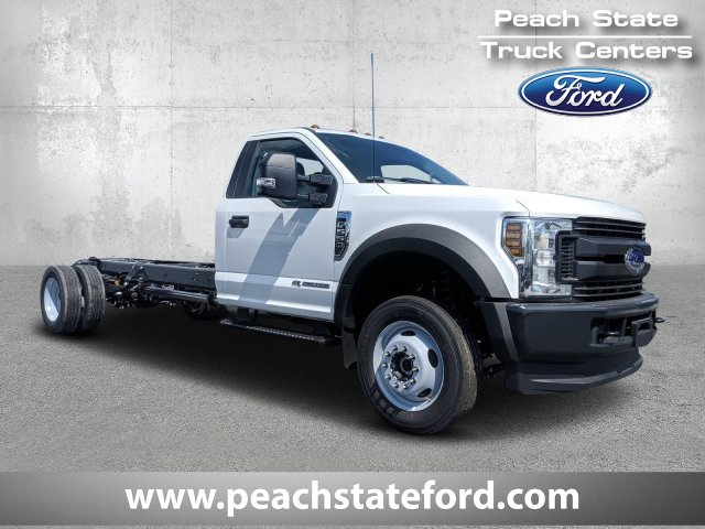 2019 F-550 Regular Cab DRW 4x4, Cab Chassis #KEF60318 - photo 1