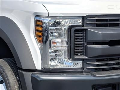2019 F-550 Regular Cab DRW 4x4,  Cab Chassis #KEF60318 - photo 11