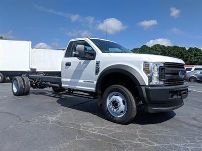 2019 F-550 Regular Cab DRW 4x4,  Cab Chassis #KEF60318 - photo 5