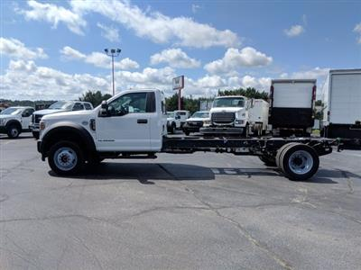 2019 F-550 Regular Cab DRW 4x4, Cab Chassis #KEF60318 - photo 8