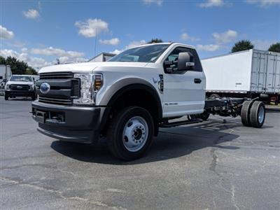 2019 F-550 Regular Cab DRW 4x4, Cab Chassis #KEF60318 - photo 9