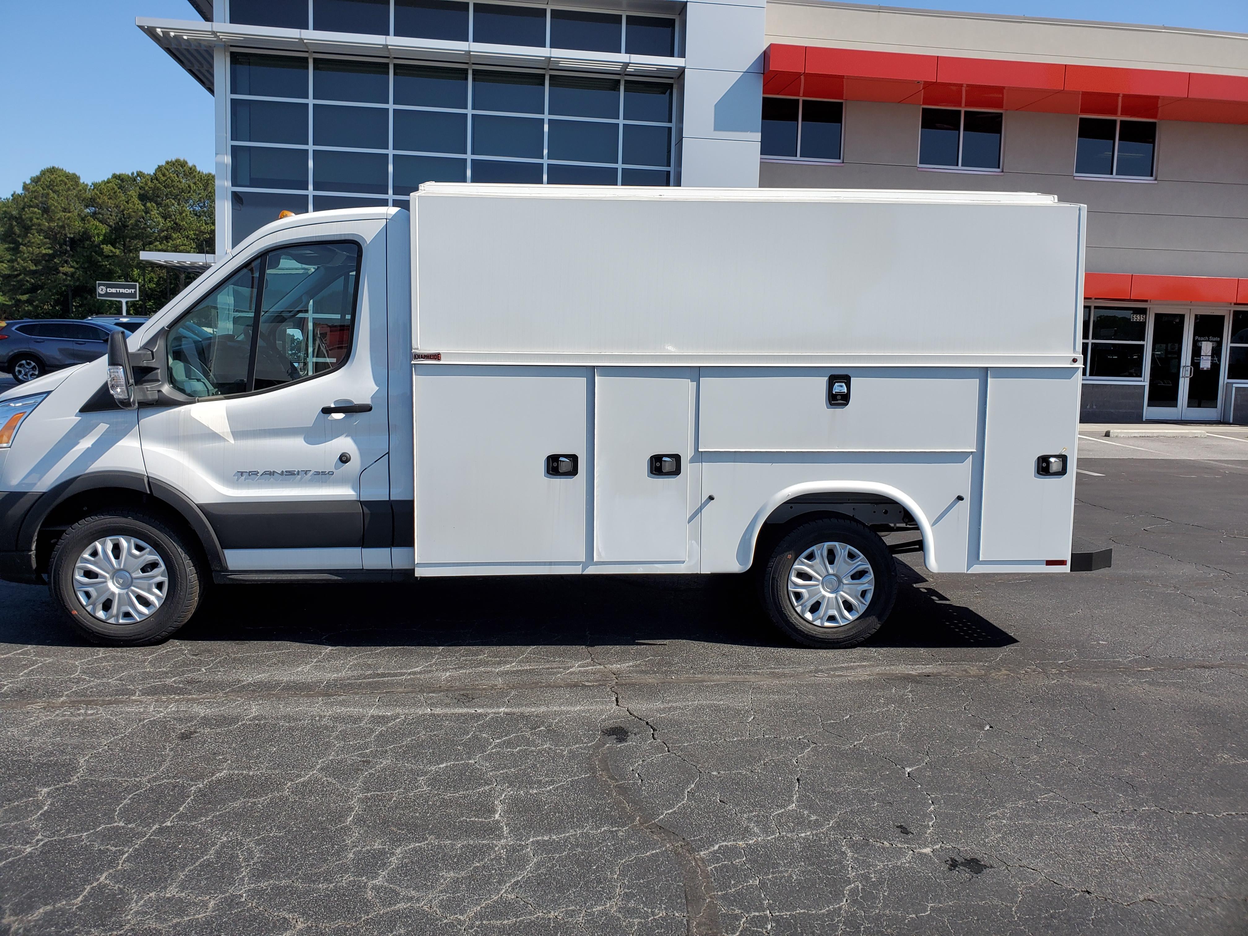 2019 Ford Transit 350 4x2, Knapheide Service Utility Van #KKA26722 - photo 1