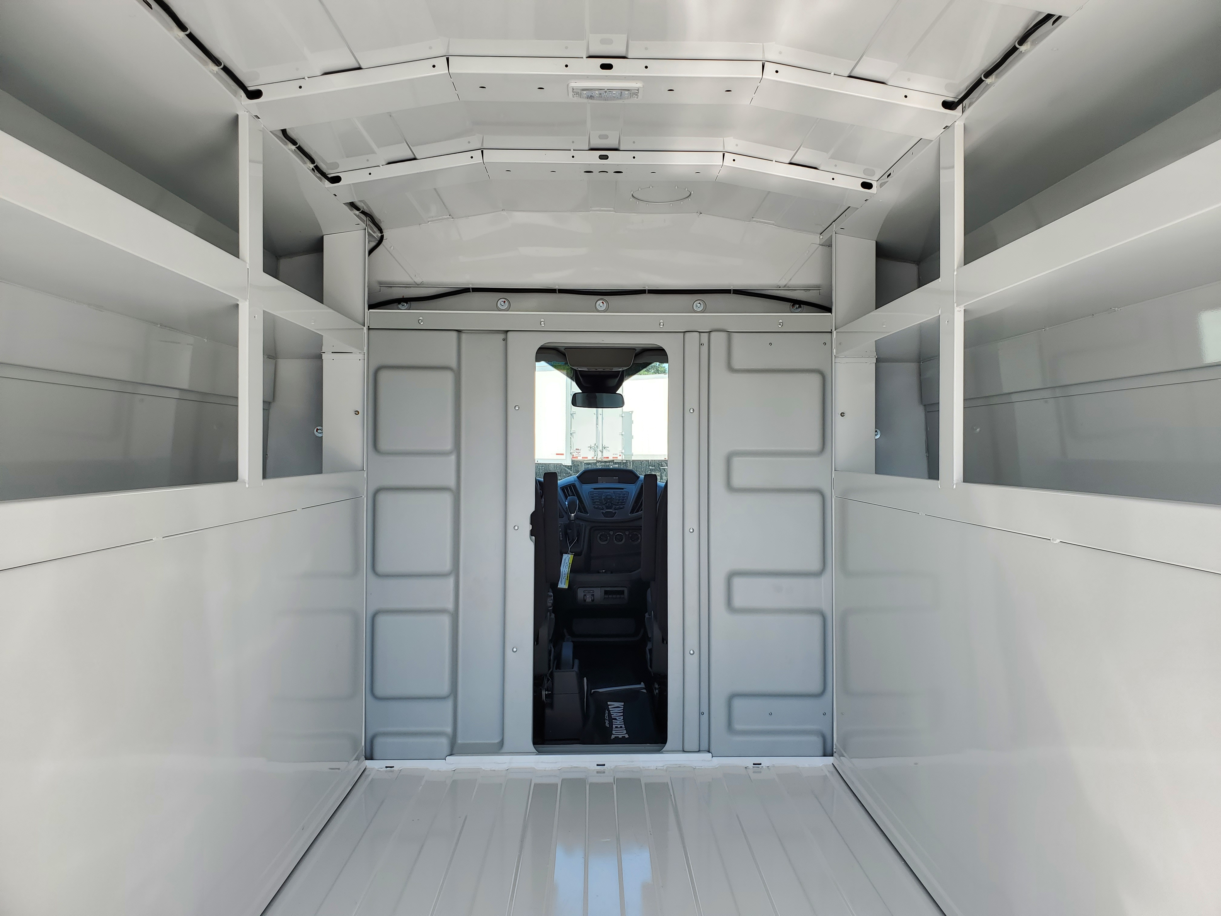2019 Ford Transit 350 4x2, Knapheide KUV Service Utility Van #KKA26722 - photo 7