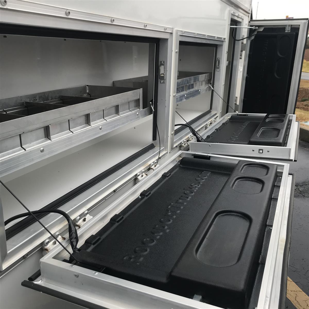 2019 Ford Transit 350 4x2, Rockport Workport Service Utility Van #KKA81541 - photo 4