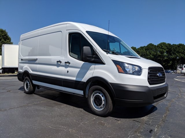 2019 Ford Transit 250 Med Roof 4x2, Empty Cargo Van #KKB41563 - photo 4