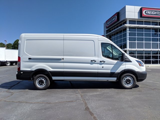 2019 Ford Transit 250 Med Roof 4x2, Empty Cargo Van #KKB41563 - photo 5