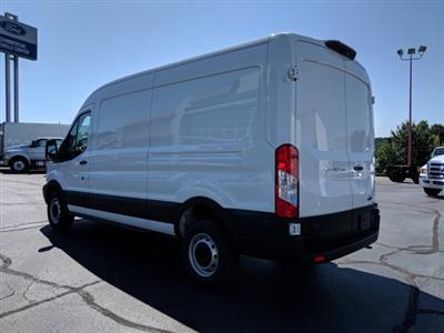 2019 Ford Transit 250 Med Roof 4x2, Empty Cargo Van #KKB41563 - photo 8