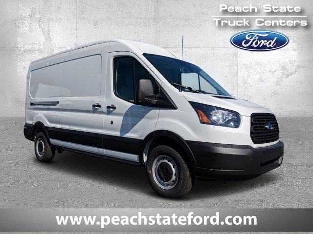 2019 Transit 250 Med Roof 4x2, Empty Cargo Van #KKB41564 - photo 1