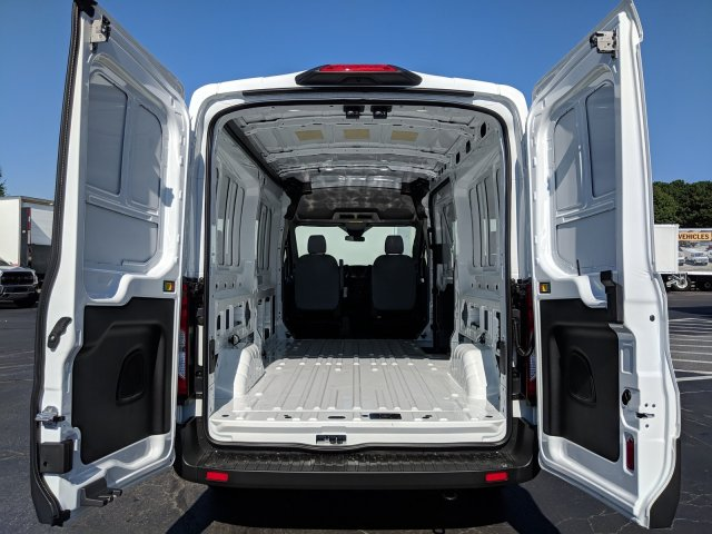 2019 Ford Transit 250 Med Roof 4x2, Empty Cargo Van #KKB41564 - photo 1
