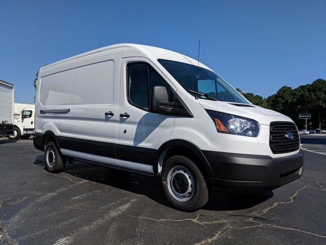 2019 Transit 250 Med Roof 4x2, Empty Cargo Van #KKB41564 - photo 3