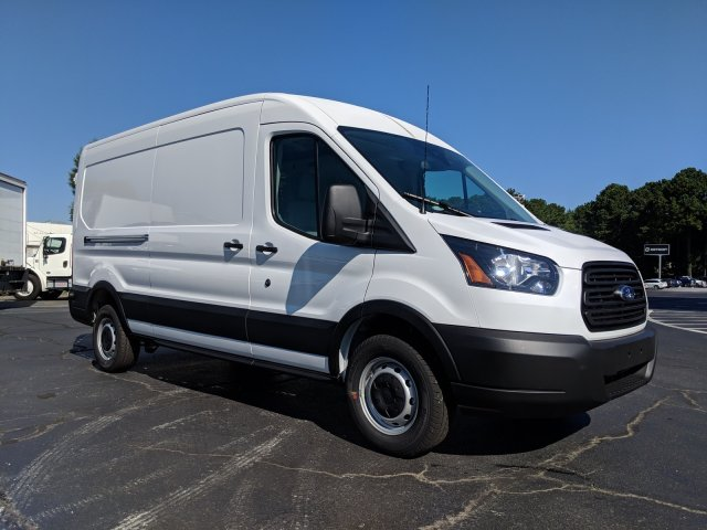 2019 Transit 250 Med Roof 4x2, Empty Cargo Van #KKB41564 - photo 4