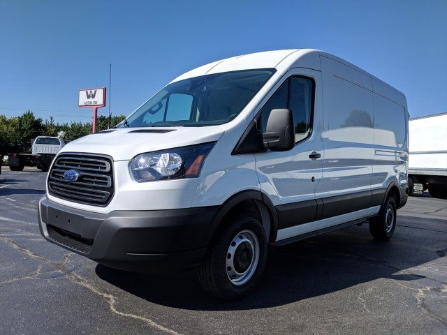 2019 Transit 250 Med Roof 4x2, Empty Cargo Van #KKB41564 - photo 10
