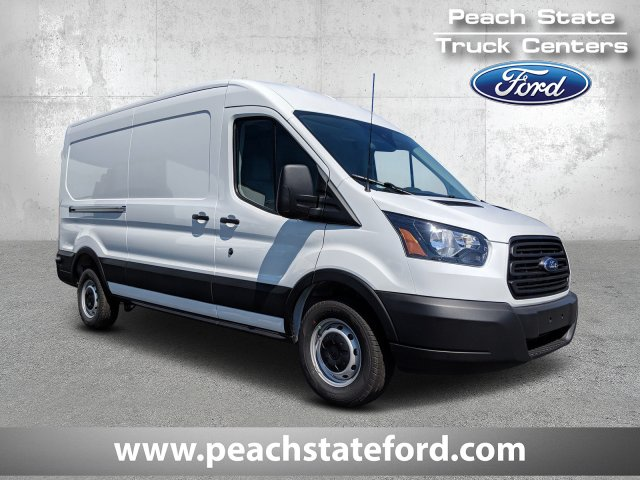 2019 Ford Transit 250 Med Roof 4x2, Empty Cargo Van #KKB41565 - photo 1