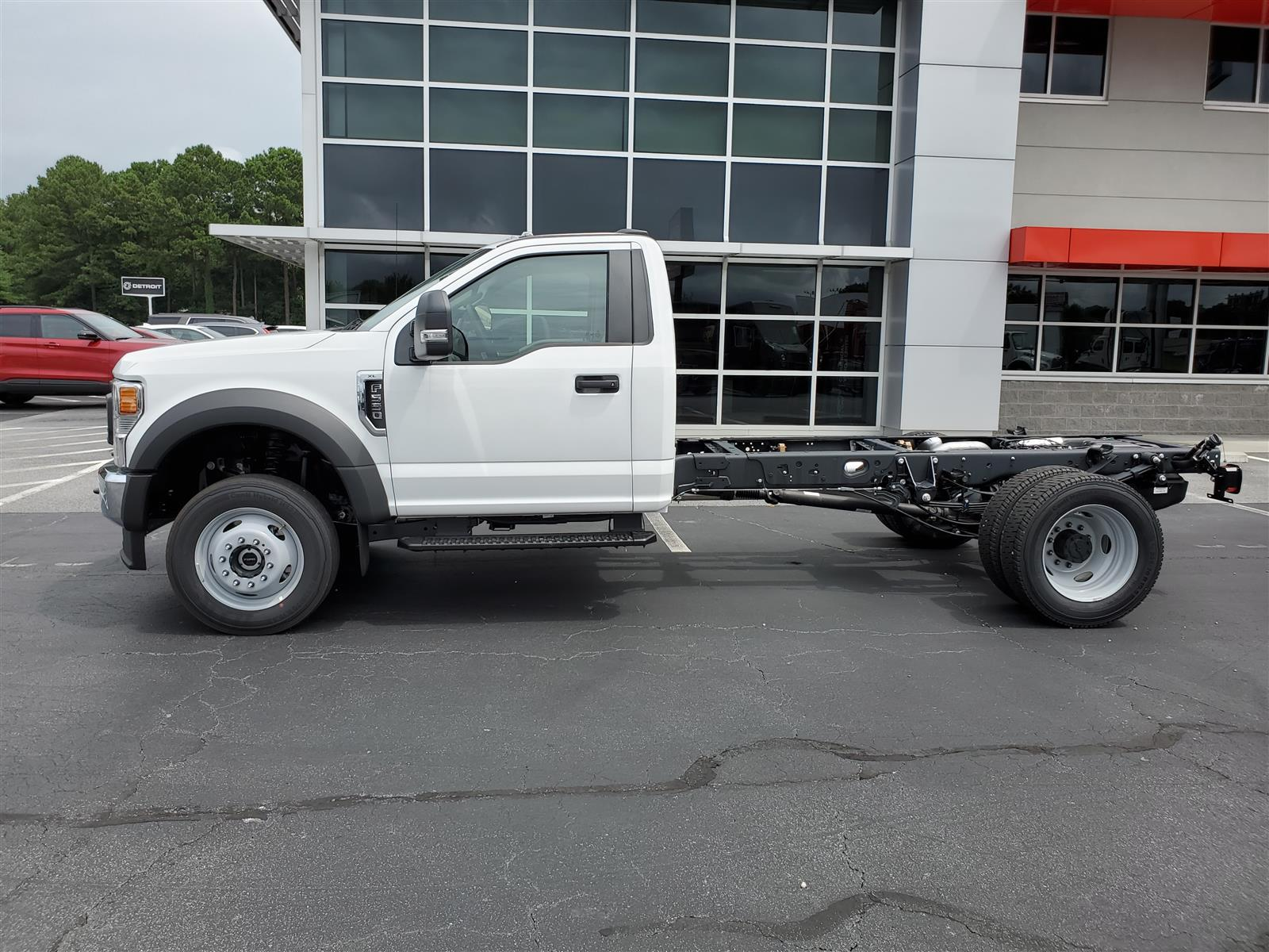 2020 Ford F-550 Regular Cab DRW 4x4, Cab Chassis #LDA06213 - photo 1