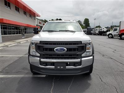 2020 Ford F-550 Regular Cab DRW 4x4, Cab Chassis #LDA06213 - photo 4