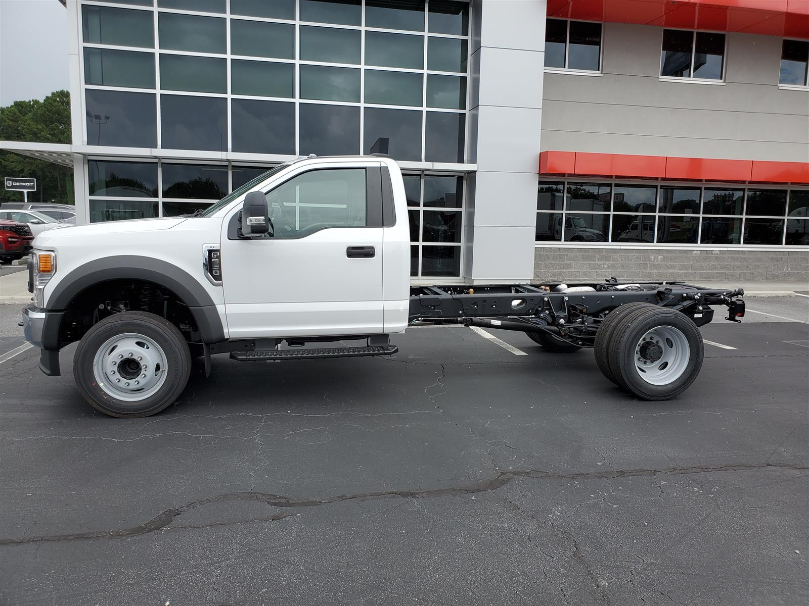 2020 Ford F-550 Regular Cab DRW 4x2, Cab Chassis #LDA06846 - photo 1