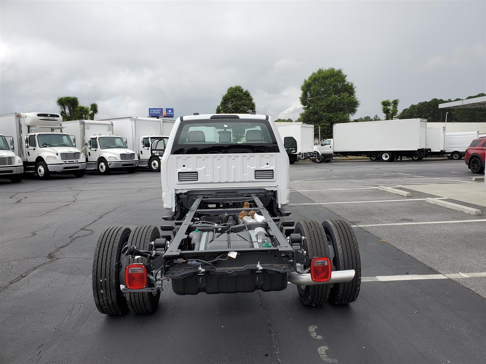 2020 Ford F-550 Regular Cab DRW 4x2, Cab Chassis #LDA06846 - photo 2