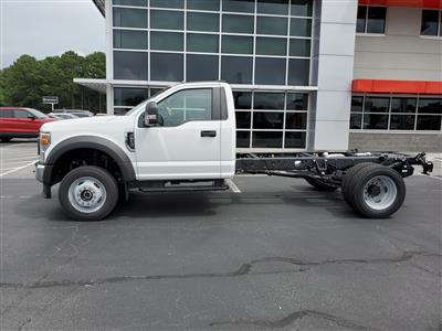 2020 Ford F-550 Regular Cab DRW 4x4, Cab Chassis #LDA06850 - photo 1
