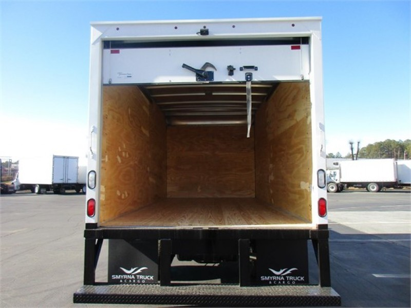2020 Ford F-550 Regular Cab DRW 4x2, 16' dry freight boxF #LDA13916 - photo 2