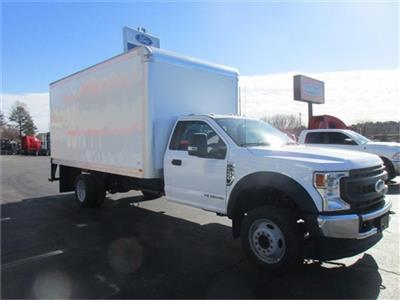 2020 Ford F-550 Regular Cab DRW 4x2, 16' dry freight boxF #LDA13916 - photo 4