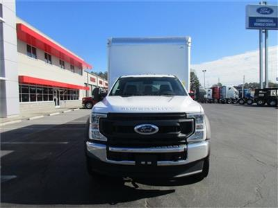 2020 Ford F-550 Regular Cab DRW 4x2, 16' dry freight boxF #LDA13916 - photo 5