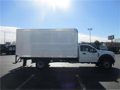 2020 Ford F-550 Regular Cab DRW 4x2, 16' dry freight boxF #LDA13916 - photo 6