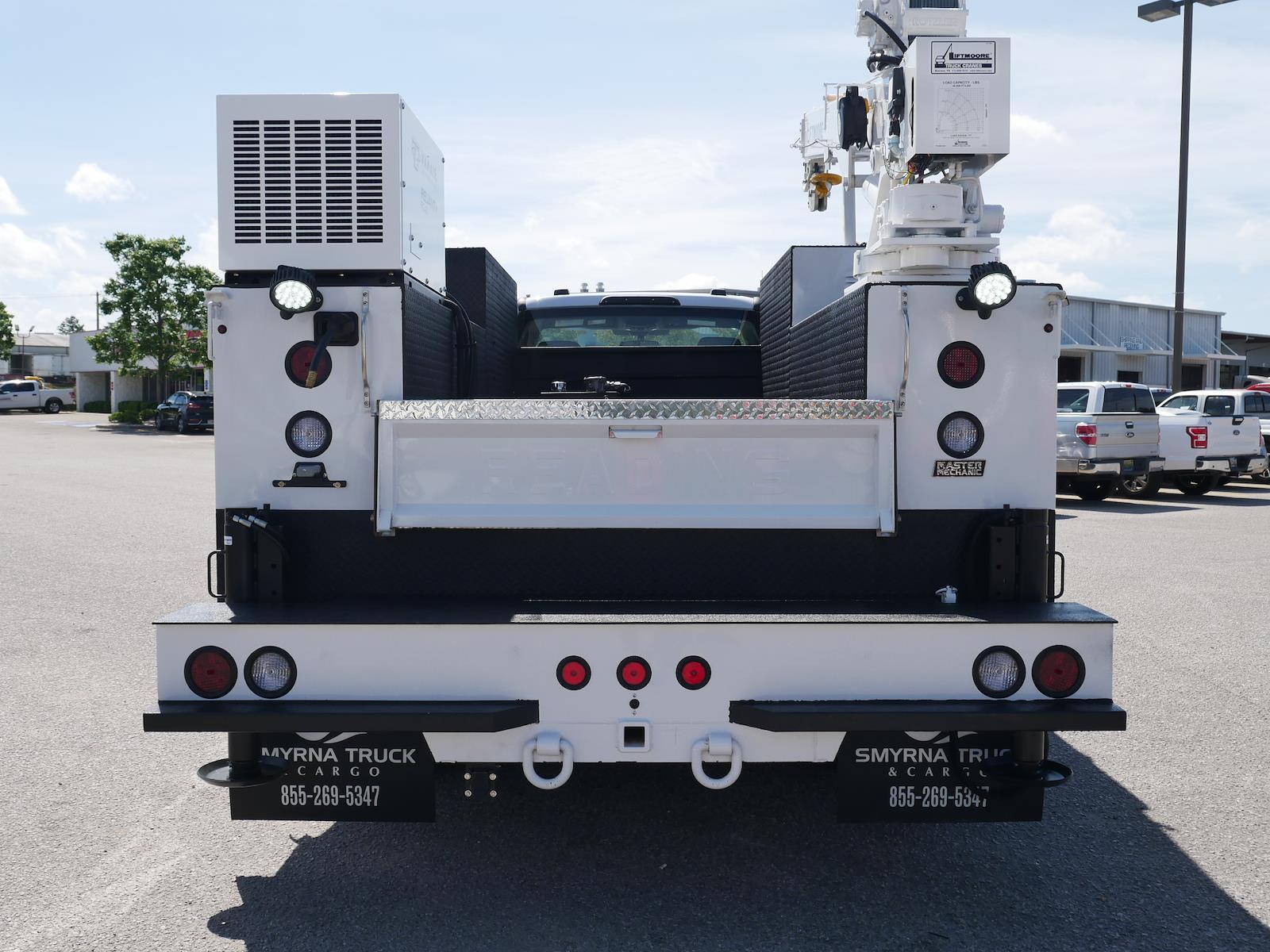 2020 F-550 Regular Cab DRW 4x2, Reading Master Mechanic crane body #LDA14713 - photo 4