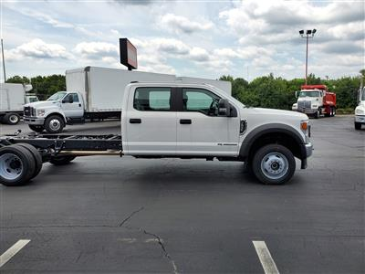 2020 Ford F-550 Crew Cab DRW 4x4, Cab Chassis #LEC54111 - photo 4