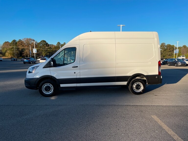 2020 Ford Transit 350 High Roof 4x2, Empty Cargo Van #LKB70591 - photo 1