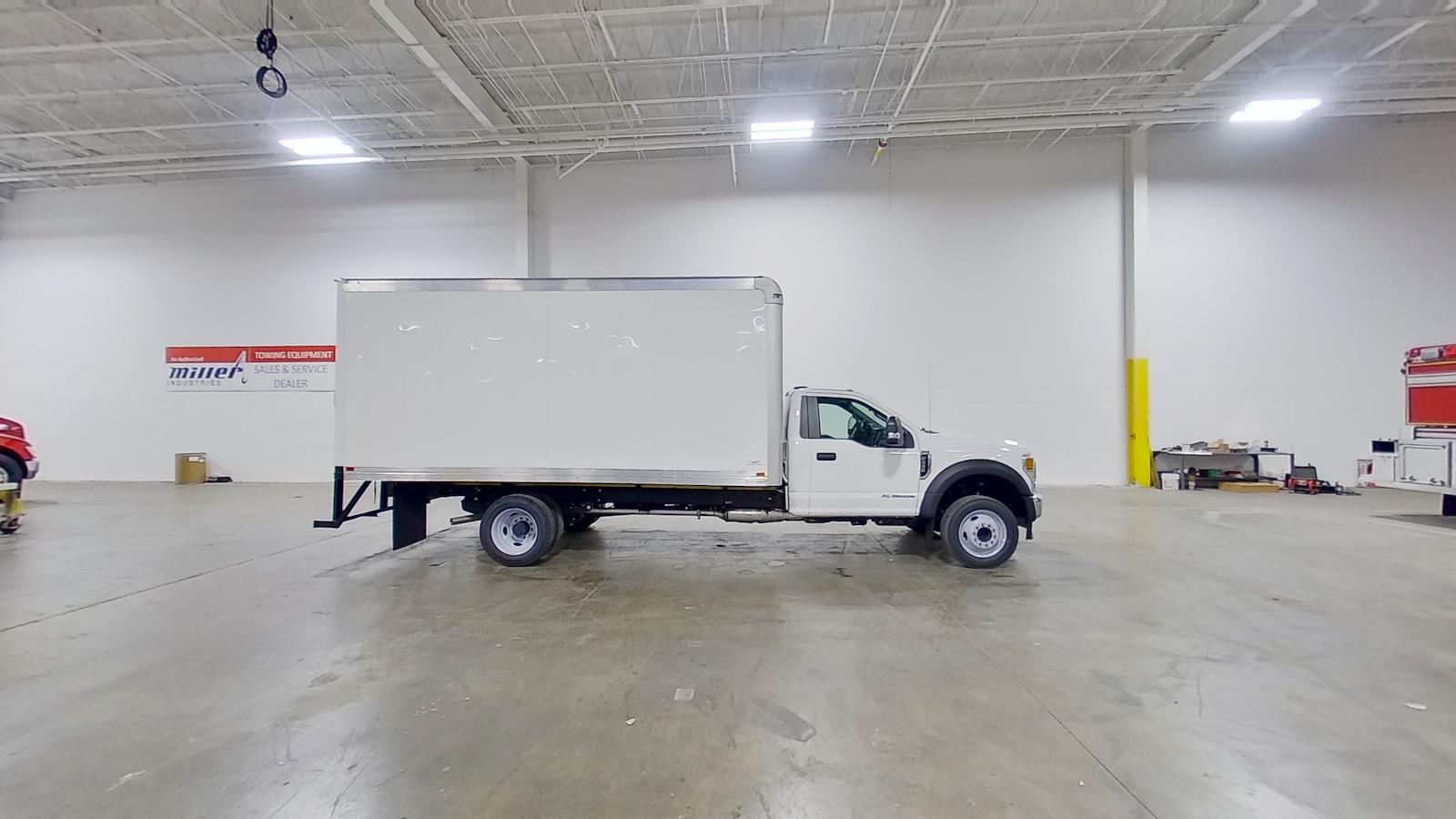 2021 Ford F-550 Regular Cab DRW 4x2, Smyrna Truck Dry Freight #MDA10063 - photo 1