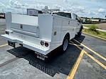 2021 Ford F-450 Crew Cab DRW 4x4, 9' Warner Service body #MEC42573 - photo 2