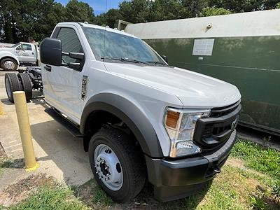 2021 Ford F-550 Regular Cab DRW 4x4, Cab Chassis #MED15083 - photo 1