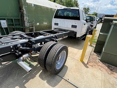 2021 Ford F-550 Regular Cab DRW 4x4, Cab Chassis #MED15083 - photo 2