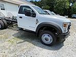 2021 Ford F-550 Regular Cab DRW 4x4, Cab Chassis #MED58209 - photo 1