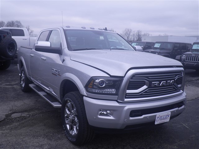 2018 Ram 2500 Crew Cab 4x4,  Pickup #C18290 - photo 13
