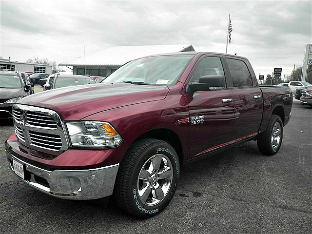 2018 Ram 1500 Crew Cab 4x4,  Pickup #C18358 - photo 1