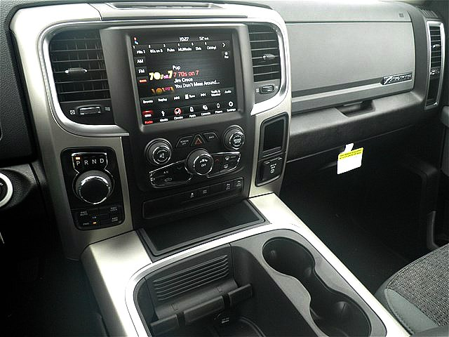 2018 Ram 1500 Crew Cab 4x4,  Pickup #C18358 - photo 37