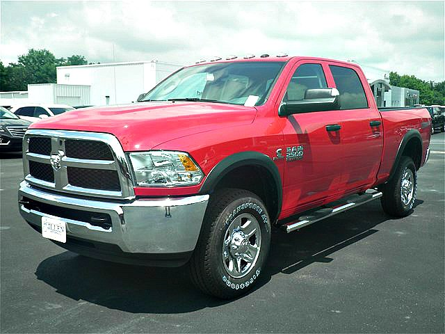2018 Ram 2500 Crew Cab 4x4,  Pickup #C18474 - photo 1