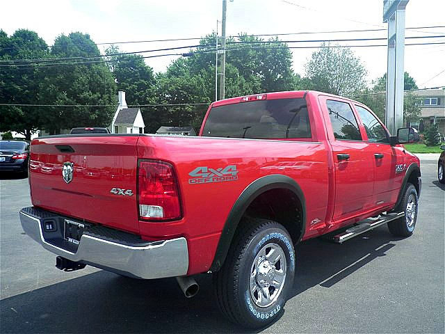 2018 Ram 2500 Crew Cab 4x4,  Pickup #C18474 - photo 24