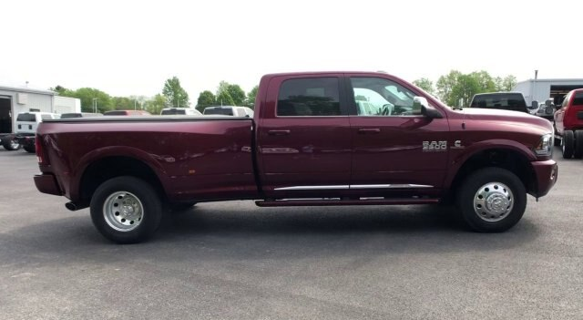2018 Ram 3500 Crew Cab DRW 4x4,  Pickup #C18578 - photo 9