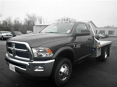 2018 Ram 3500 Regular Cab DRW 4x4,  Platform Body #C18667 - photo 1