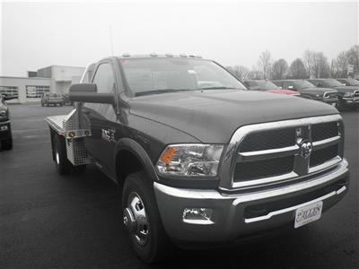2018 Ram 3500 Regular Cab DRW 4x4,  Platform Body #C18667 - photo 8