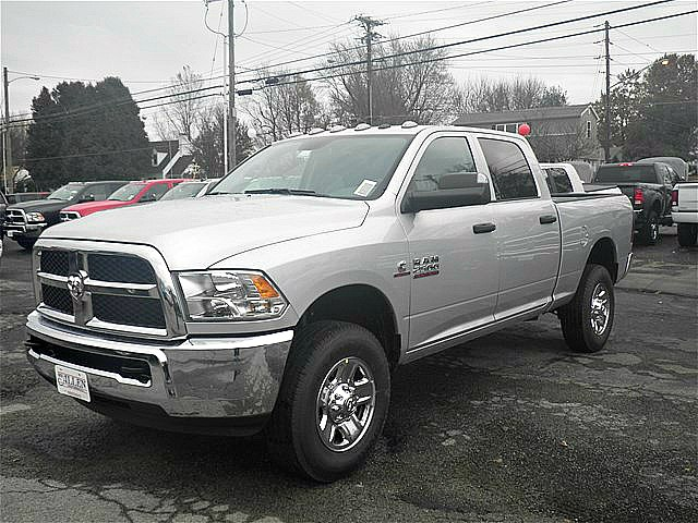 2018 Ram 2500 Crew Cab 4x4,  Pickup #C18732 - photo 1