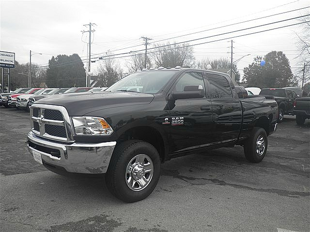 2018 Ram 2500 Crew Cab 4x4,  Pickup #C18735 - photo 1